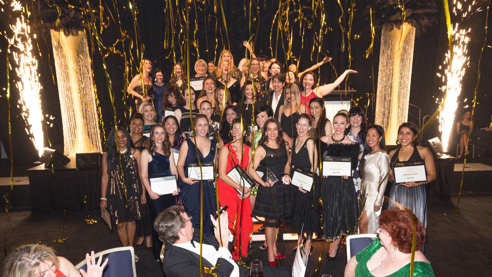 Women in Technology Awards 2018